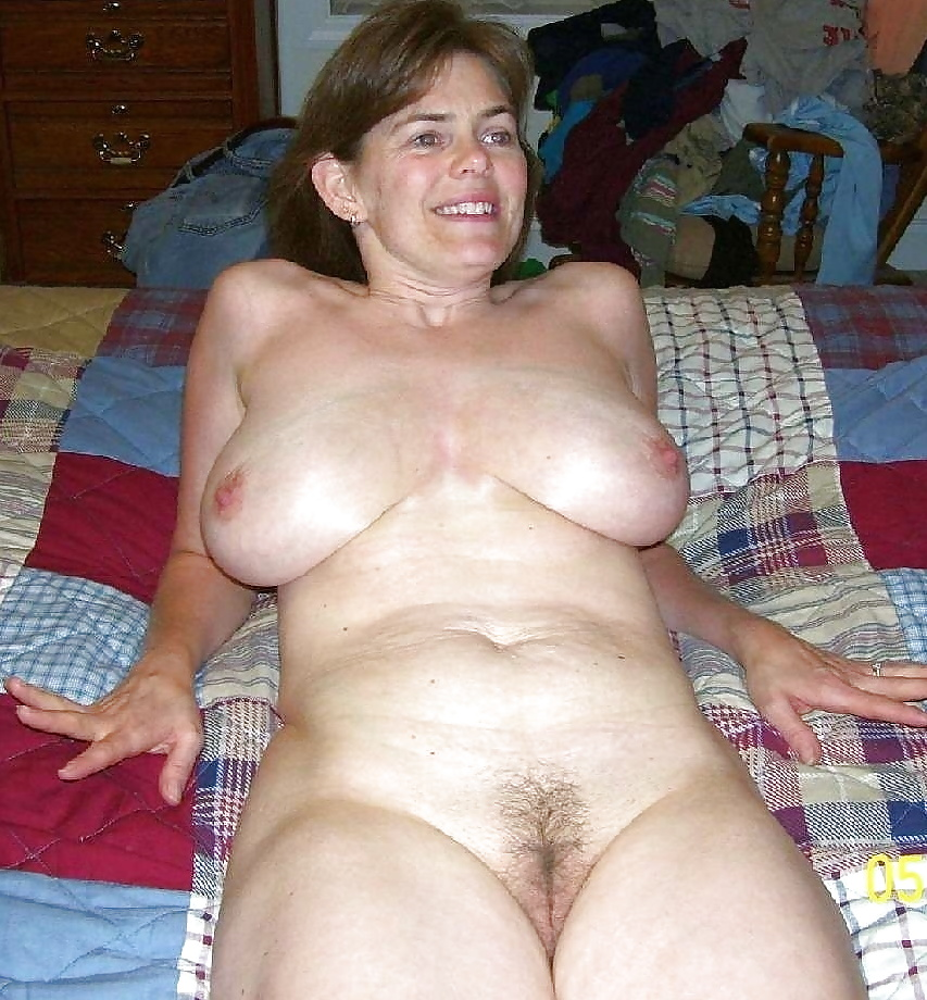 Mature Natural Women 5