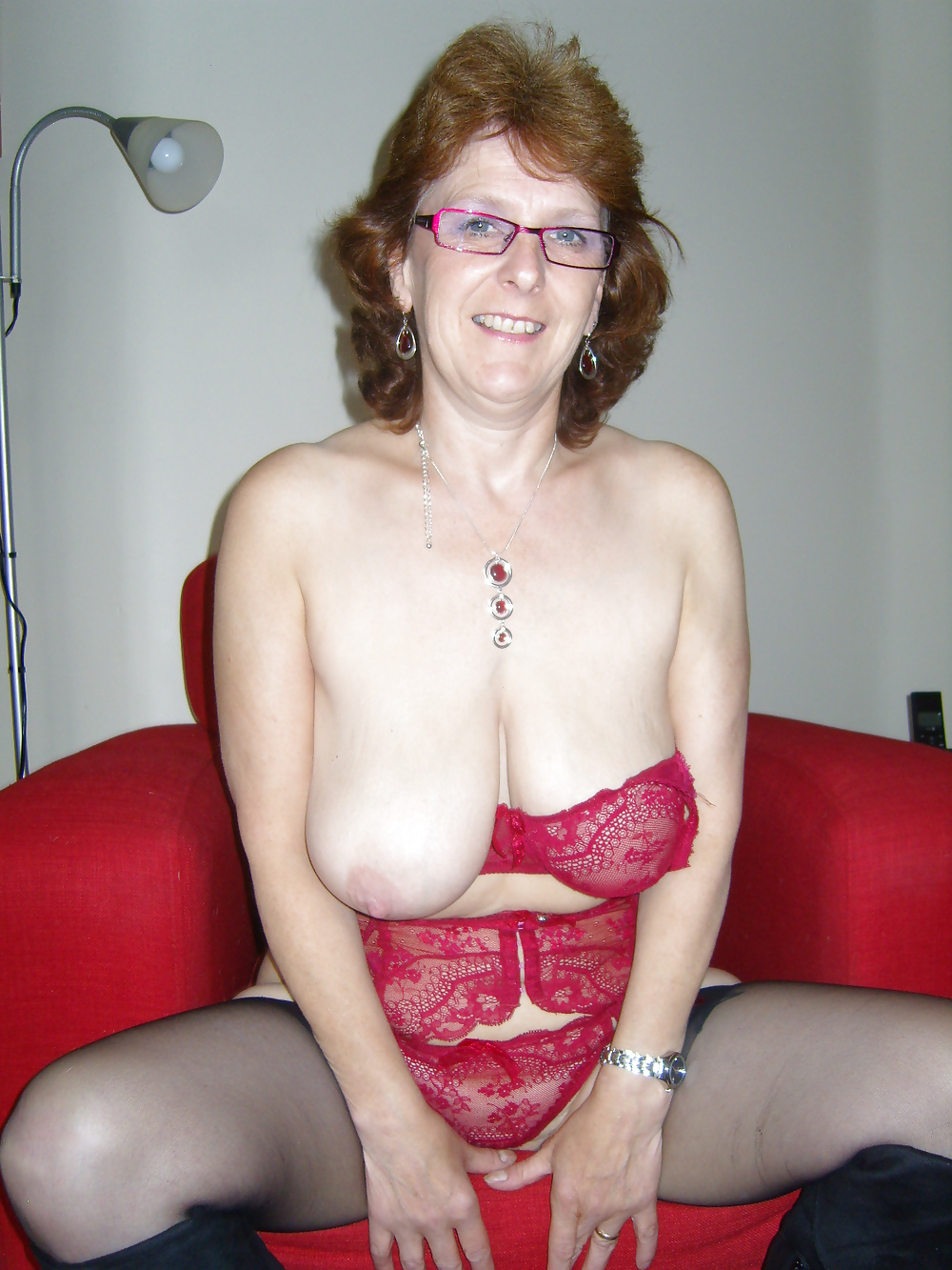 Hot milf granny