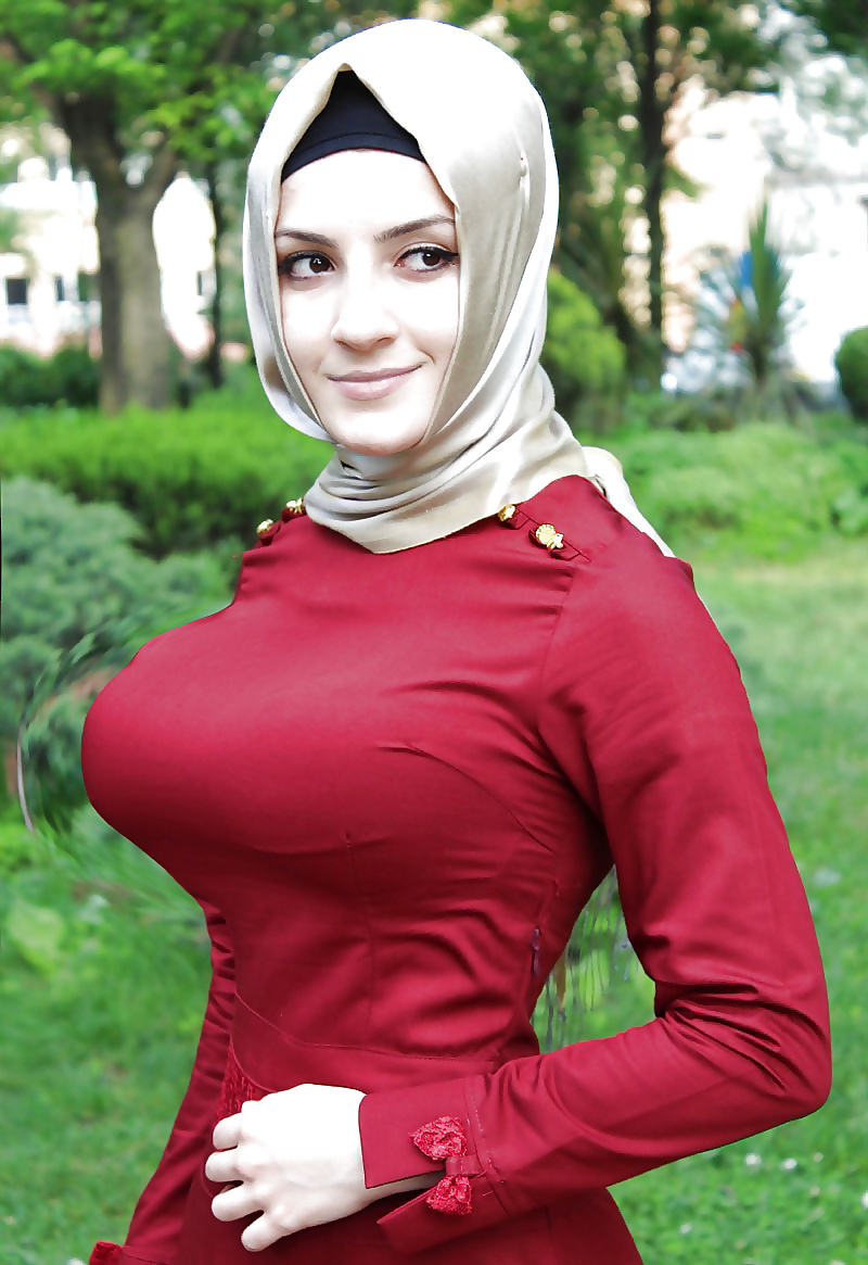 Arab muslim hijab turbanli nice tits doggy fuck blowjobs nv 4
