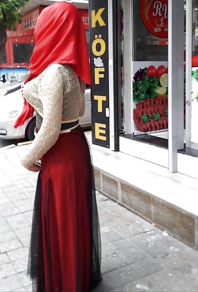 image Arab muslim hijab turbanli girl blowjob anal fuck nv